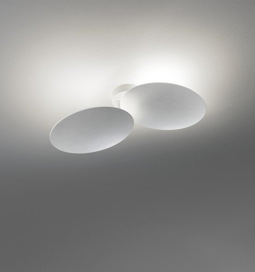 Ceiling lamp matt white (3000k) studio italia design treniq 1 1516965320873
