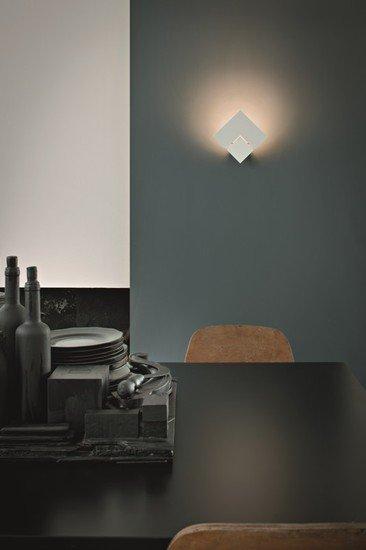 Puzzle twist wall lamp matt white (2700k) studio italia design treniq 1 1516966783867