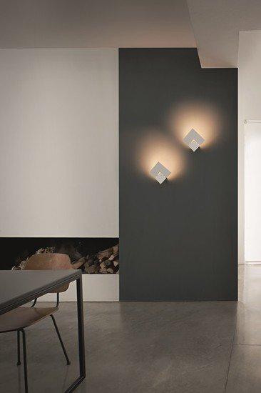 Puzzle twist wall lamp matt white (2700k) studio italia design treniq 1 1516966788876