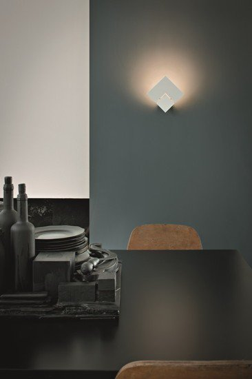 Puzzle twist wall lamp matt white (3000k) studio italia design treniq 1 1516966902830