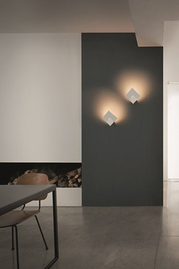Puzzle twist wall lamp matt white (3000k) studio italia design treniq 1 1516966907047