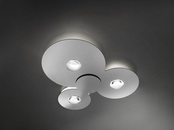 Bugia single ceiling lamp chrome (3000k) studio italia design treniq 1 1516976250072