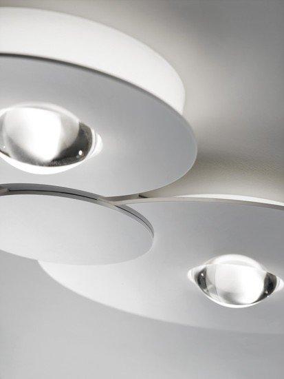Bugia single ceiling lamp chrome (3000k) studio italia design treniq 1 1516976257434