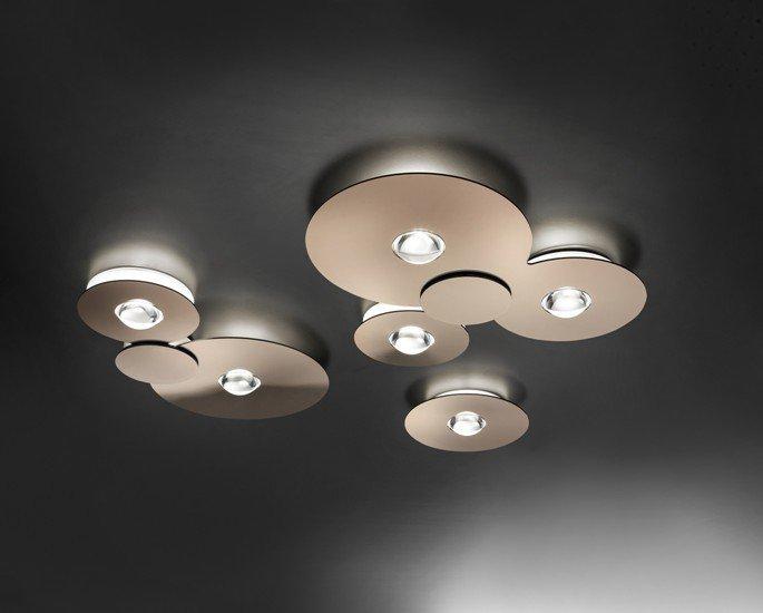 Bugia double ceiling lamp glossy copper (3000k) studio italia design treniq 1 1516977361558