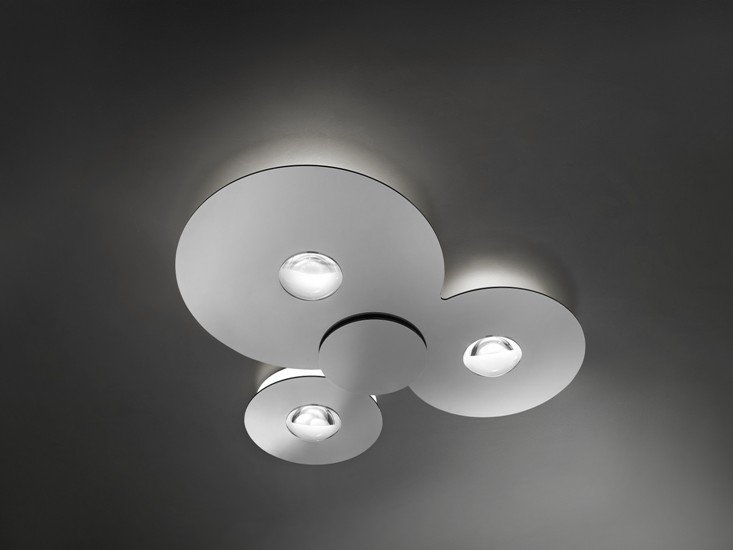 Bugia triple ceiling lamp chrome (3000k) studio italia design treniq 1 1516979105273