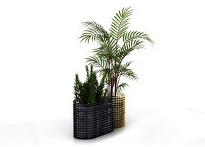 Golden-Double-Vase_Cobermaster-Concept_Treniq_0