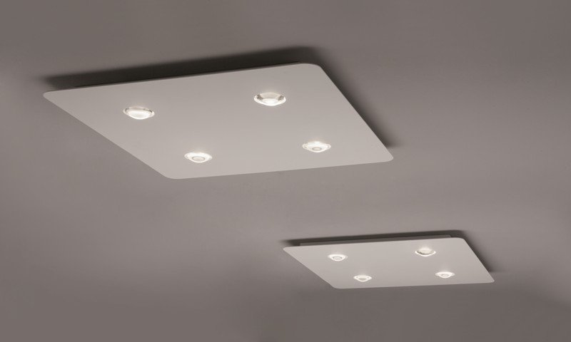 Frozen large ceiling lamp coppery bronze (2700k) studio italia design treniq 1 1517236477506
