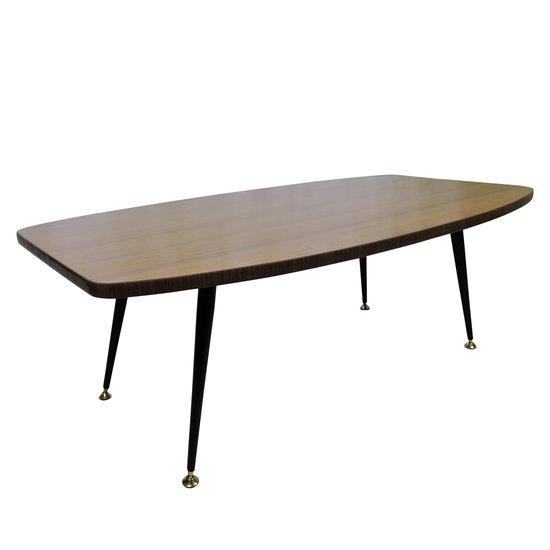 Laminated teak effect coffee table danielle underwood treniq 1 1517319678704