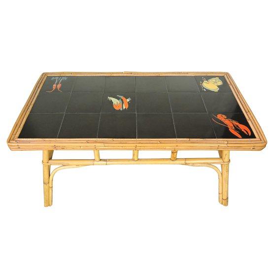 Ceramic coffee table  1960s danielle underwood treniq 1 1517322491491