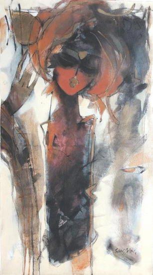 Sachin jaltare   my sweet beloved ii paintings verandah art treniq 2 1517557703126