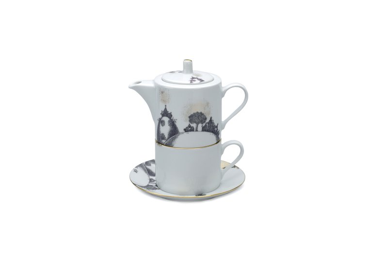 Fantastic landscape tea for one cylindrical wagner arte treniq 1 1517835981383