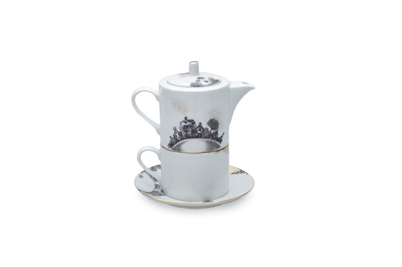 Fantastic landscape tea for one cylindrical wagner arte treniq 1 1517835981381