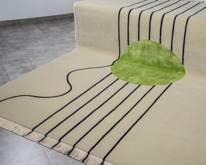 "Hand-Knotted-Carpet-""Escape""-By-Cecilia-Stterdahl_Carpets-Cc_Treniq_0"