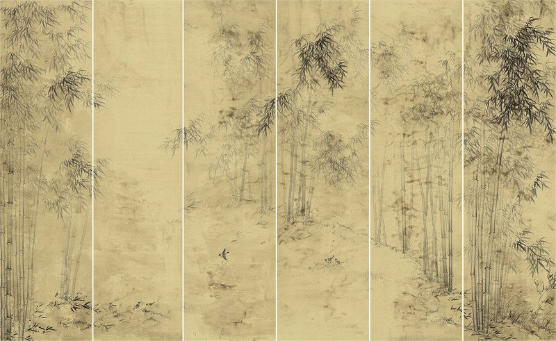 Bamboo forest aquited panel peter evans treniq 6 1517950325677