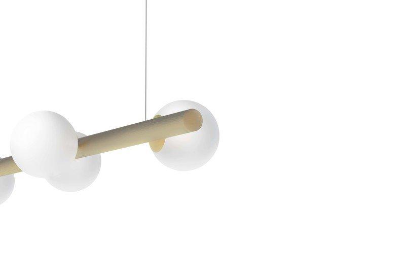 Tin tin s4 suspension lamp satin gold marchetti treniq 1 1518168128123