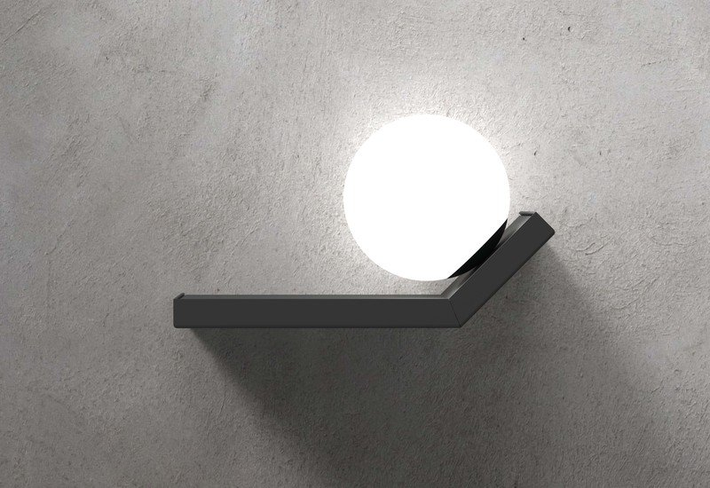 Scivolo wall lamp right black marchetti treniq 1 1518171878615