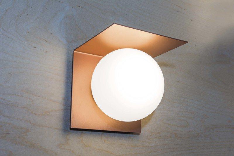 Balance 15x15 wall lamp satin copper  marchetti treniq 1 1518172722133