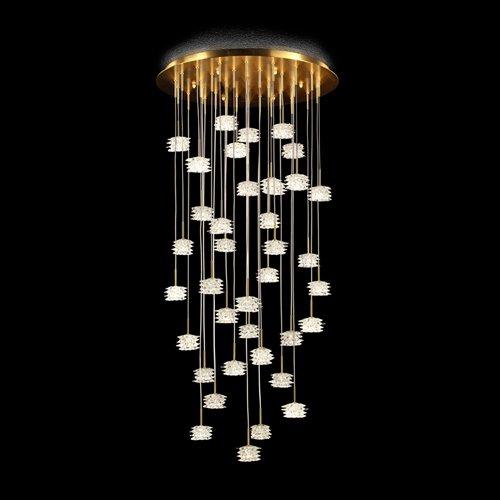 Scintilla gold ceiling lamp multiforme treniq 1 1518181870378