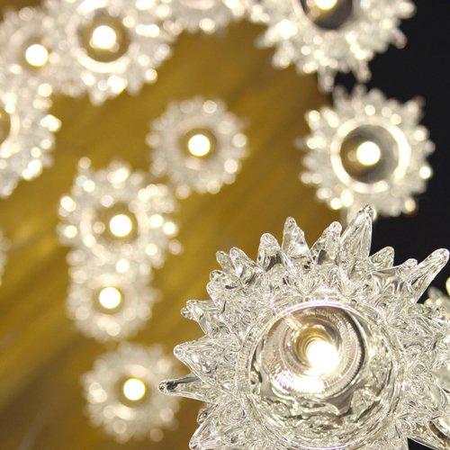 Scintilla gold ceiling lamp multiforme treniq 1 1518181870380