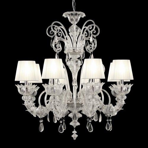 Montecristo   murano style chandelier multiforme treniq 1 1518184509339