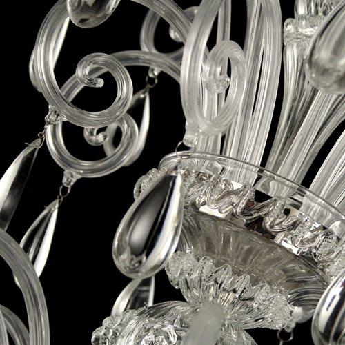 Montecristo   murano style chandelier multiforme treniq 1 1518184509338