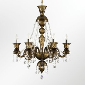 Artistic-Blown-Glass-Chandelier-Pasternak_Multiforme-Lighting_Treniq_0