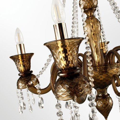 Pasternak   artistic blown glass chandelier multiforme treniq 1 1518186127136