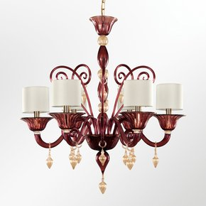 Americano-Luxury-Murano-Glass-Chandelier_Multiforme_Treniq_0