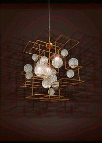 Moule-Single-Pendant-Lamp-Shiny-Nickel_Marchetti_Treniq_0