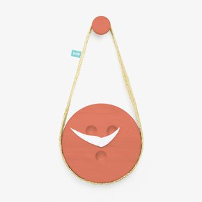 Silva-Wall-Clock-Fond-Orange_Dam_Treniq_0