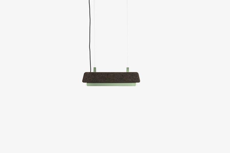 Cortina small pendant lamp   soft green dam treniq 1 1518526899466