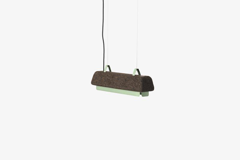Cortina small pendant lamp   soft green dam treniq 1 1518526916080