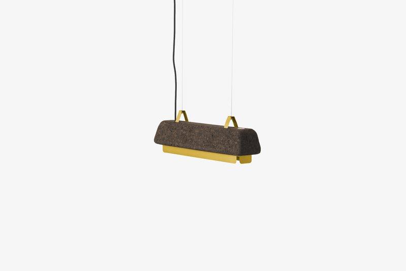 Cortina small pendant lamp   dry yellow dam treniq 1 1518526937201
