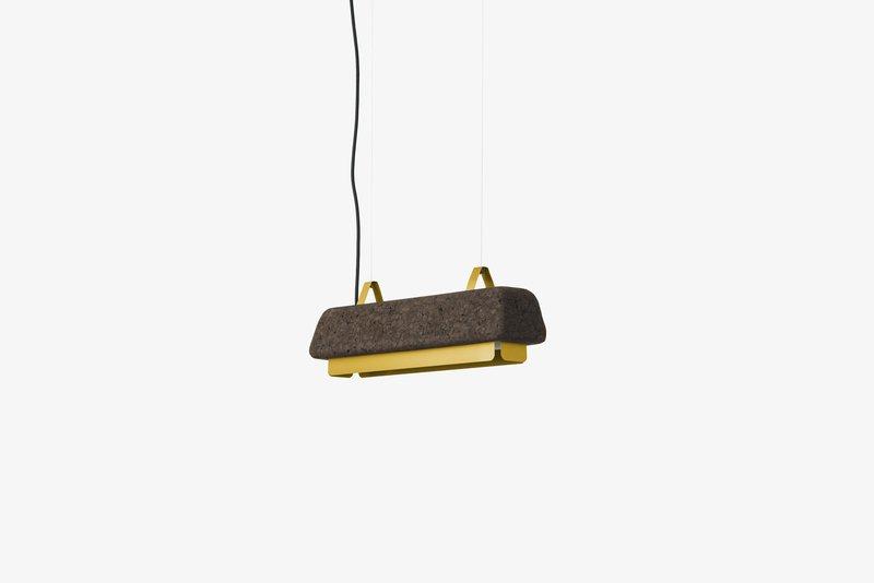 Cortina small pendant lamp   dry yellow dam treniq 1 1518526941439