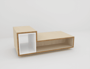 LB2 Lacquered Box
