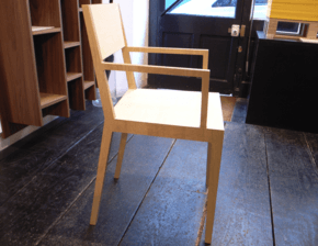 C3 Chair with Armrests