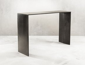 Concrete Single Console