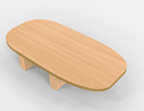 Geta Coffee Table
