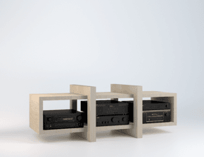 Custom Furniture Hifi LOW