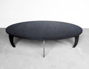 Concrete Coffee Table Ellipse E²