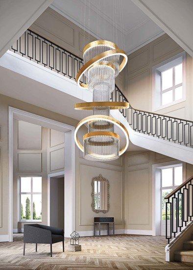 Ice 100 suspension lamp white marchetti treniq 2 1518603596220