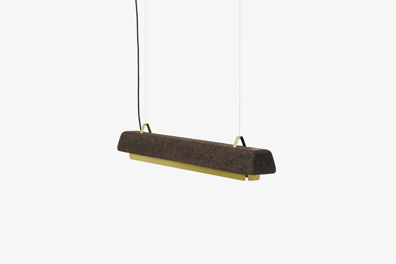 Cortina big pendant lamp   antique gold dam treniq 1 1518624728558