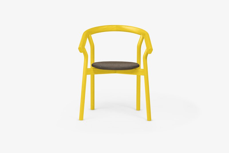 Dora chair   dry yellow dam treniq 1 1518635277007
