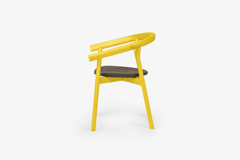 Dora chair   dry yellow dam treniq 1 1518635308517