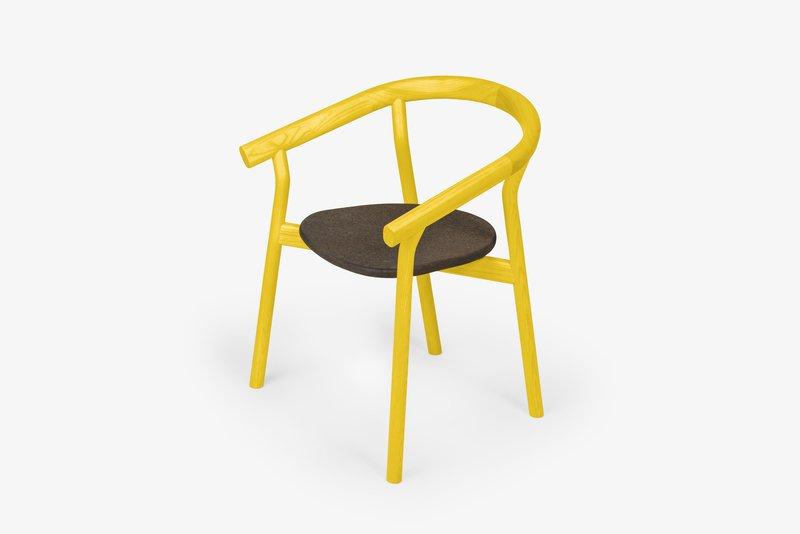 Dora chair   dry yellow dam treniq 1 1518635358167