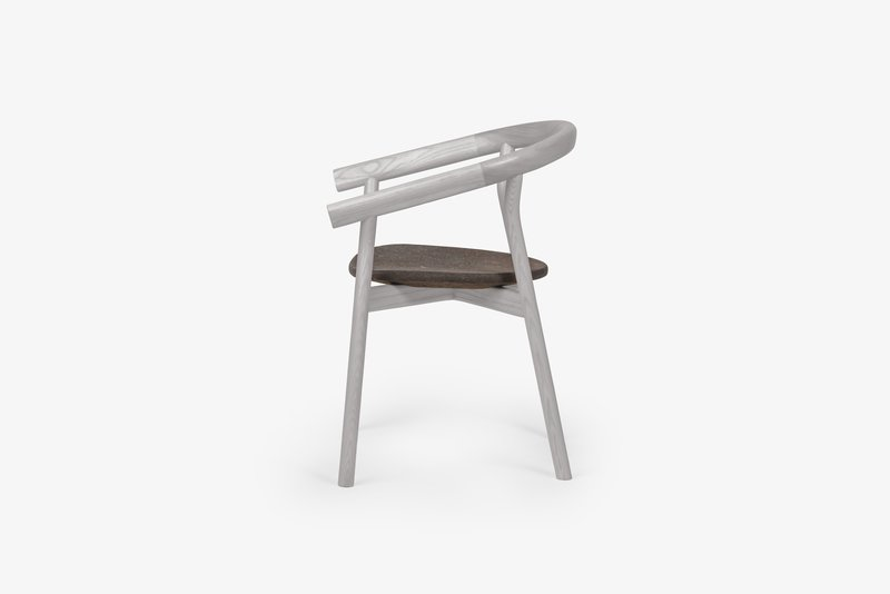 Dora chair   elegant grey dam treniq 1 1518635484881