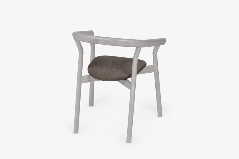 Dora chair   elegant grey dam treniq 1 1518635577669