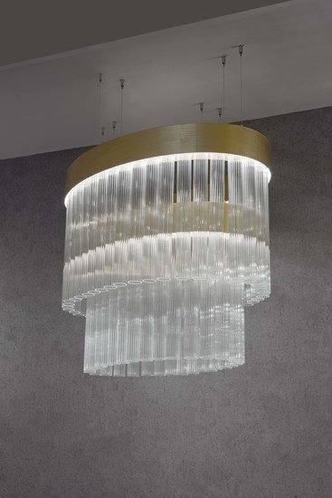 Ice 110 pendant lamp copper leaf marchetti treniq 1 1518691430773