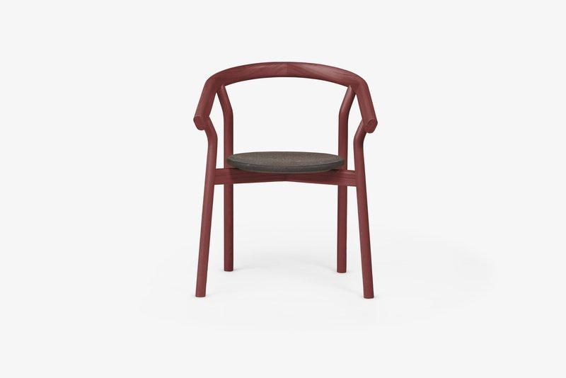 Dora chair   luxury red dam treniq 1 1518691981012
