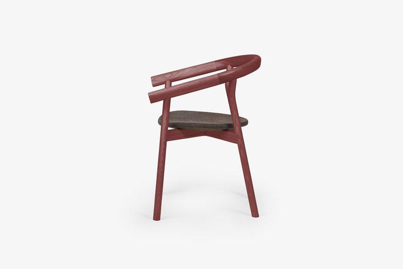 Dora chair   luxury red dam treniq 1 1518692001499